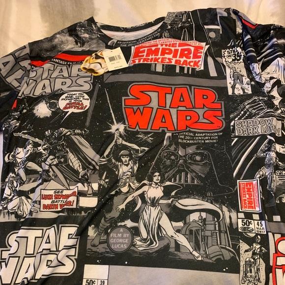 Star Wars Comic Shirt